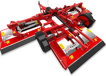 Trimax Pegasus Mower