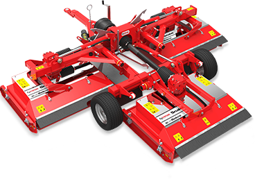 Trimax Snake Mower