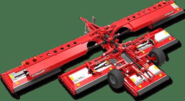 Trimax X-WAM Mower
