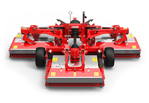Trimax Snake S2 Mower